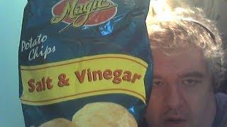 Magic Salt & Vinegar Potato Chips