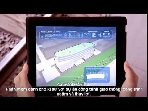 Giới thiệu phần mềm Civil 3D