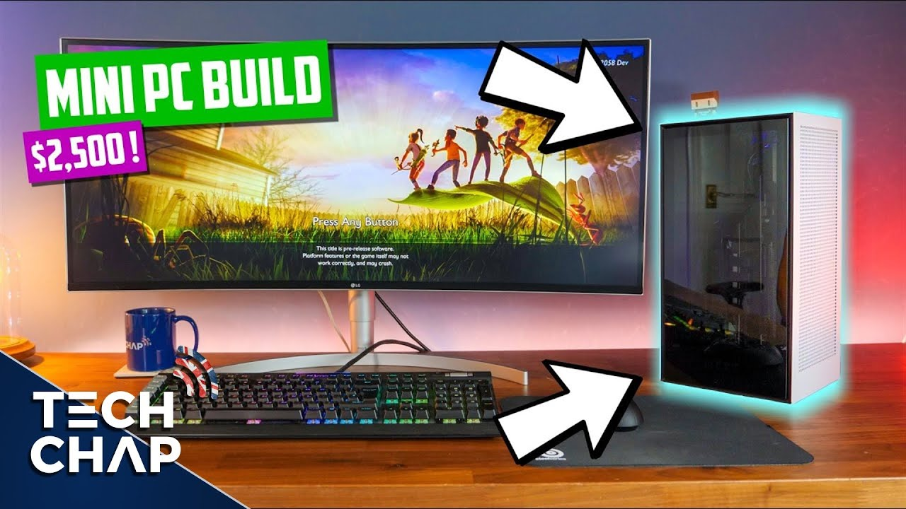 Building the Best Mini Gaming PC! (ft. Xbox Game Pass for PC) | The Tech Chap