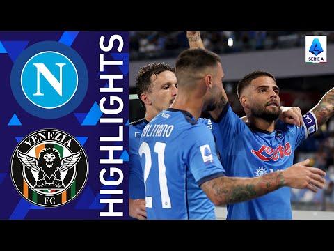 Napoli Venezia Goals And Highlights