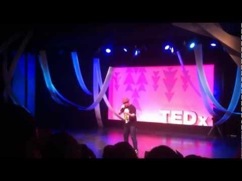 Rap Up: Per Vers at TEDxCopenhagen 2012