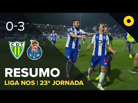 Tondela 0-3 FC Porto - Resumo | SPORT TV