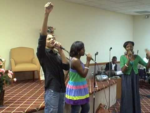Clarion Call Worship Center Joy Night August 2009