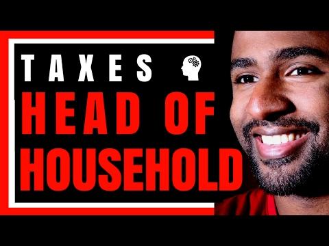 Taxes - Head Of Household Explained