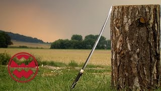 Samuraischwert vs. Solinger Messer // Teil 2 - Welt der Wunder