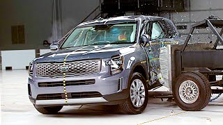 2020 Kia Telluride – Safe SUV? – Side Crash Test