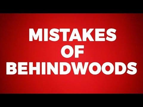 Mistakes Of BEHINDWOODS