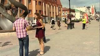 Соц-Экспиремент: сколько можно заработать на улице играя на скрипке?