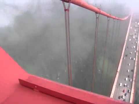 Golden Gate Bridge - Top View