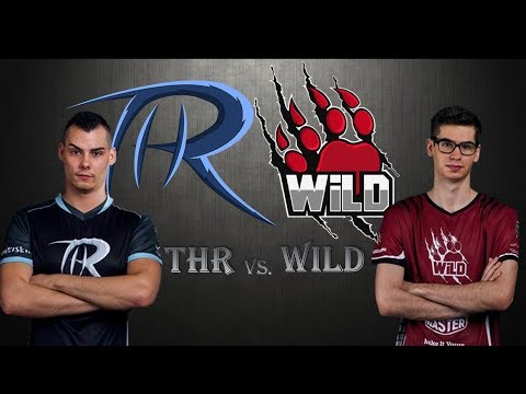 Wild VS Team Horizon Reapers  ROG Magyar Elit Bajnokság döntő