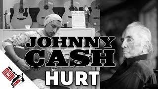 Show MONICA Bonus 39 Johnny Cash Hurt Как играть на гитаре