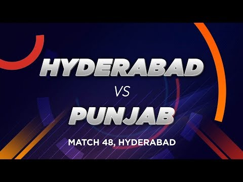 Cricbuzz LIVE: Match 48, Hyderabad V Punjab, Pre-match Show
