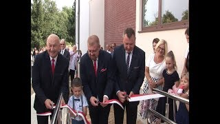 Oficjalne otwarcie przedszkola w Lubatowej