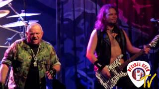 Udo Dirkschneider Son Of A Bitch Live In Denver CO