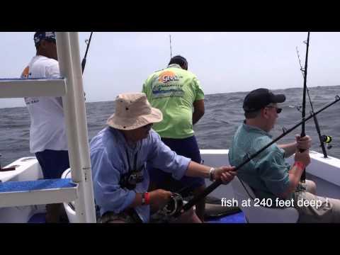 Deep Sea Fishing In Cancun, Mexico
