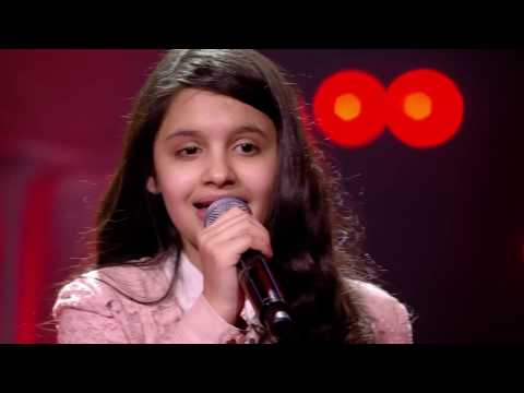 Katarina  I Have Nothing  Blind Auditions  The Voice Kids  VTM