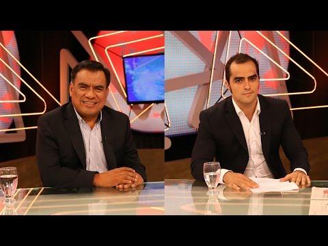 Redes y Poder entrevista a Javier Velásquez Quesquén y Juan José García, 12/04/2016