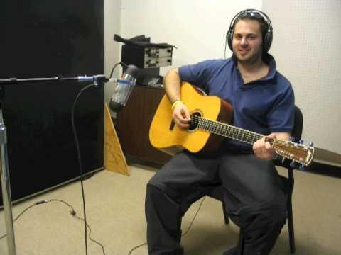 Acoustic Guitar Microphone Technique 1 Youtube