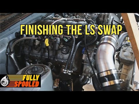Repeat Lexus SC300 Drift Build  Ep 40 - Fabbing An Intake For The LS