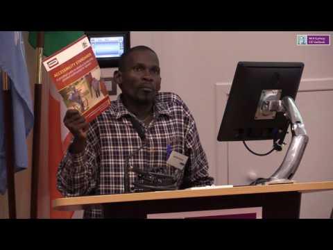 CDLP16 Uganda: The Campaign for Accessibility Legislation
