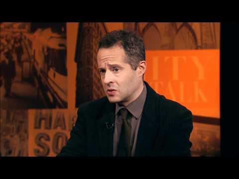 "City Talk: Seymour Lachman, Robert Polner, authors, ""The Man Who Saved New York: Hugh Carey."""