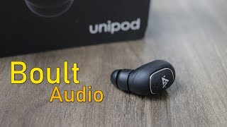 Boult Audio Unipod review - Wireless Earbud with Mic for Rs. 900 (approx)