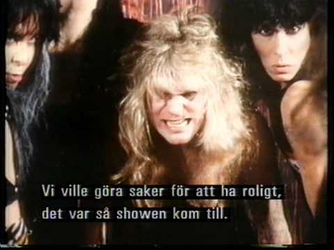 WASP: Barnjournalen, Swedish TV 1984