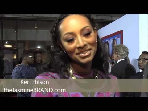Keri Hilson Talks Relationship Status, New Focus & More At 'About Last Night' Premiere