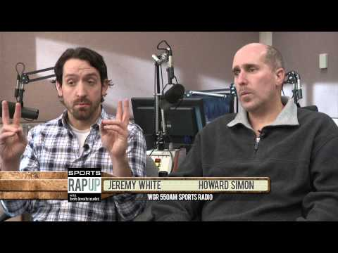 Sports Rap-Up Behind The Scenes - Howard Simon & Jeremy White