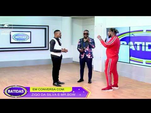 FRED JOSSIAS RECEBE OS DOIS KINGS DE MOZ MR  BOW E ZIQO DA SILVA NO BATIDA  TV SUCESSO MOZ| PREDADOR