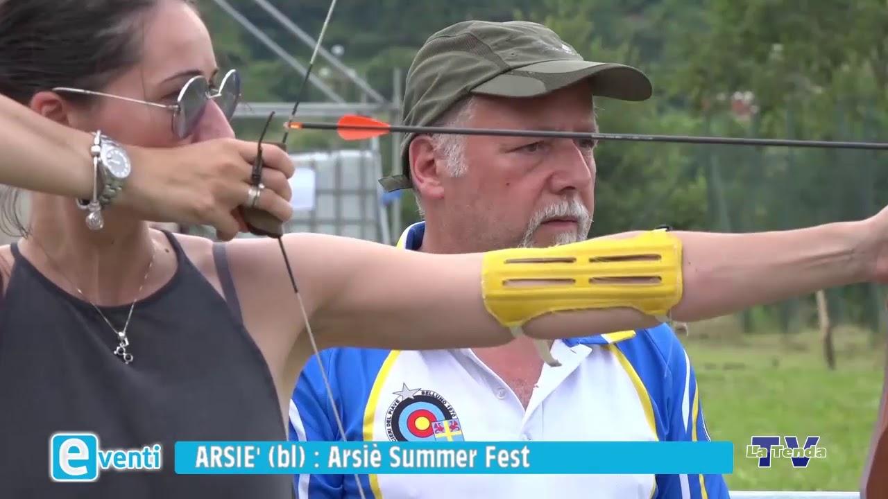 EVENTI - Arsiè Summer Fest