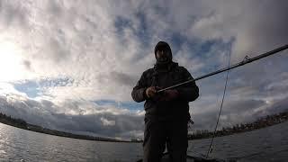 Успешная рыбалка на Добрянском пруду 2020года Осень Podseka достойный улов Испытание приманок