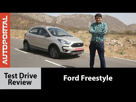 Ford Freestyle Test Drive Review – Autoportal