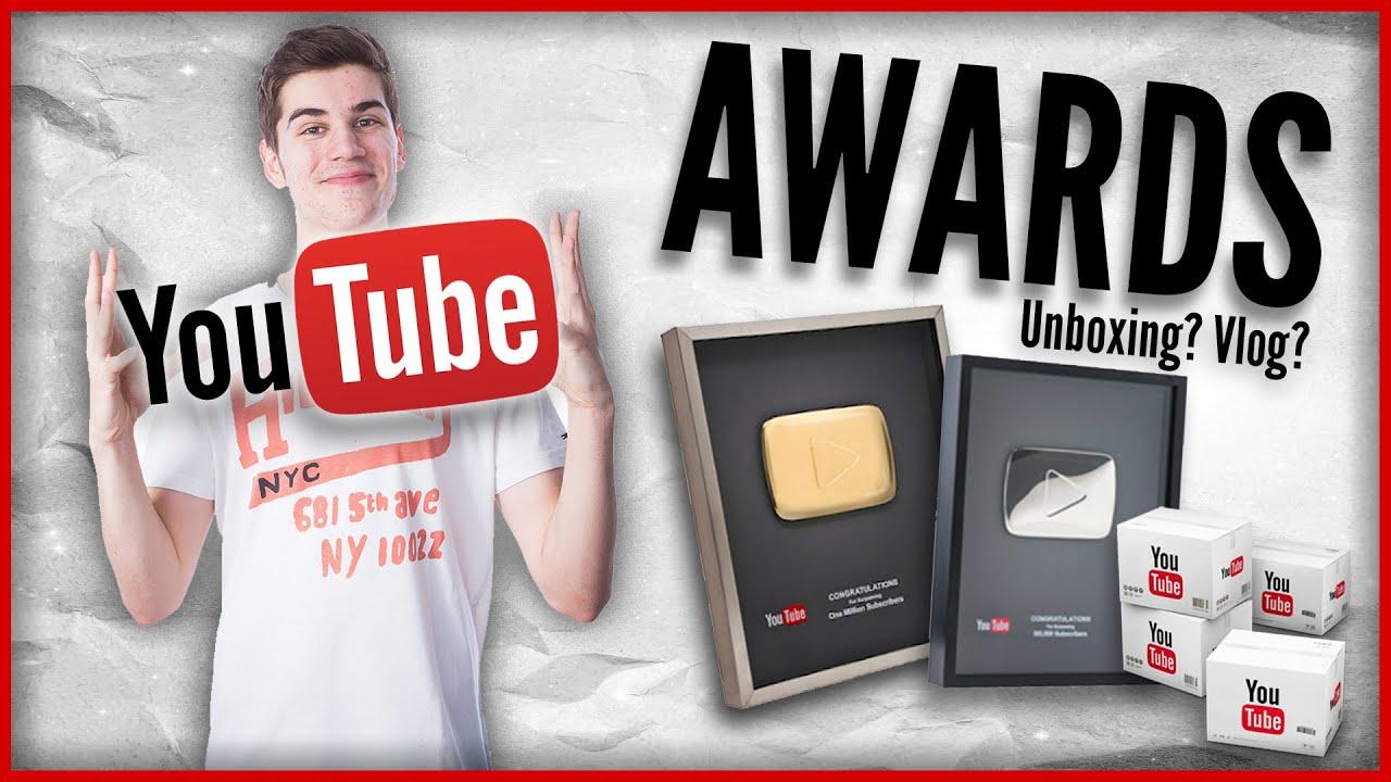 b78266512 YouTube Ocenenia | Vlog/Unboxing by GoGoManTV