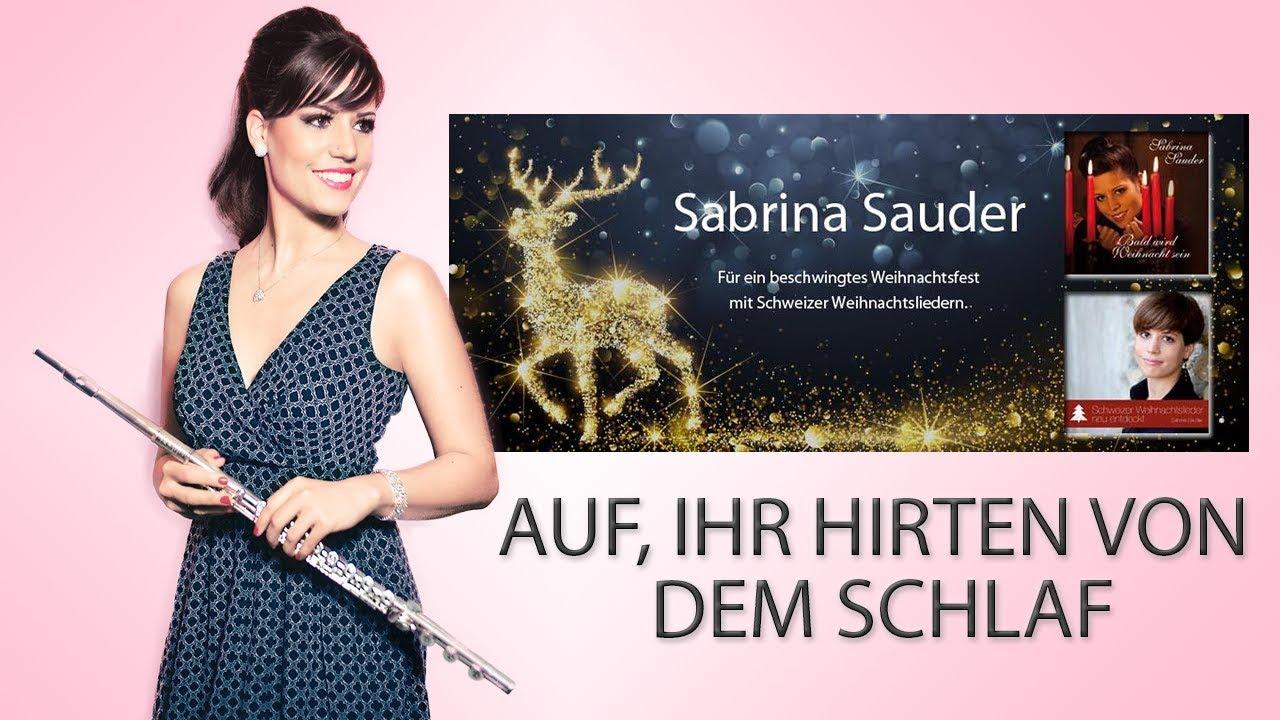 Sabrina Sauder - Auf ihr Hirten von dem Schlaf / traditionell ...