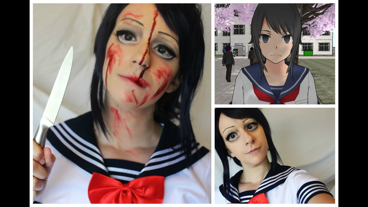 how to make your own yandere simulator skin