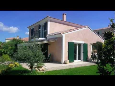 vente villa 4 pi ces nice bellet piscine dans domaine jardin 400m2 youtube. Black Bedroom Furniture Sets. Home Design Ideas