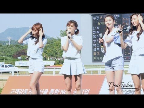 14/06/15 경마공원 Everyday Live 콘서트 헬로비너스 - 멘트2(앨리스)