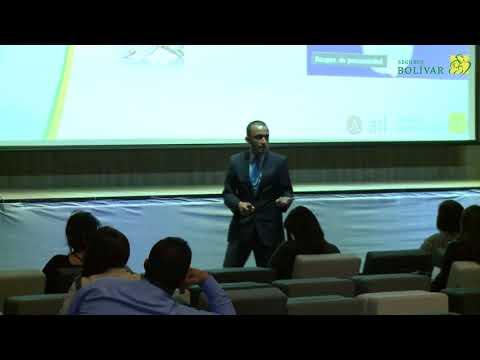 Andres Patiño y Llia Renteria - Salud mental y post conflicto - Bogotá