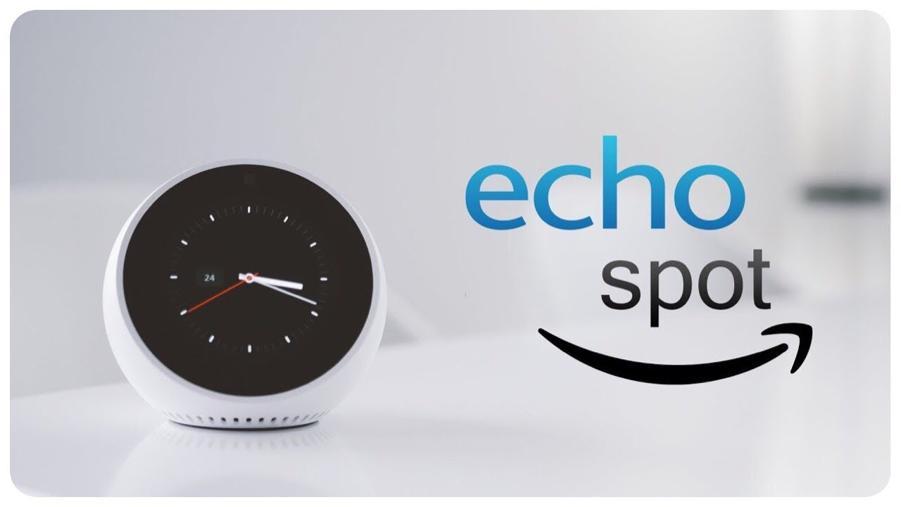 amazon echo spot der beste echo mein ersteindruck. Black Bedroom Furniture Sets. Home Design Ideas