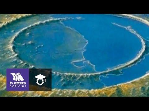 Científicos de la UNAM investigaron cráter de Chicxulub en Yucatán