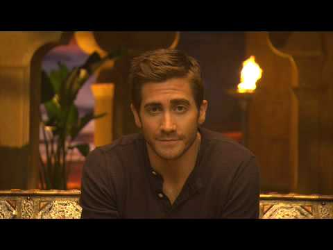 Jake Gyllenhaal Talks About Playing PRINCE OF PERSIA Video ...