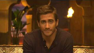 Jake Gyllenhaal Talks About Playing PRINCE OF PERSIA Video Games