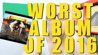 THE WORST ALBUM OF 2016 (Corey Feldman's Angelic 2 The Core) [NOT GOOD]
