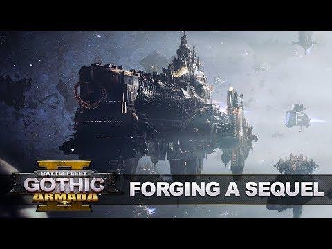 Battlefleet Gothic: Armada 2 – Forging a Sequel