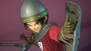 Dragon Quest X PC Gameplay Trailer (JP) 【Part Of Story Cutscene HD】