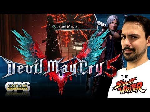 Devil May Cry 5 - Dante Showcase