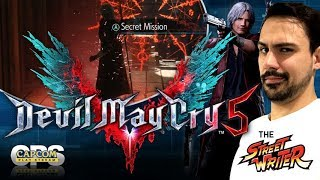Devil May Cry 5 Dante Showcase