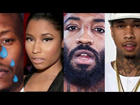 Nicki Minaj Sales, Tyrese crying about finances, tyga cardi b, tekashi on trippie sales, a$ap bari