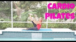 Fat Burning, Calories, Pilates, Yoga, Free Full Length Pilates Workout: Cardio Pilates